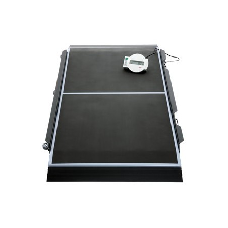 Seca 657* plateforme de pesée électronique à fonction mémoire novatrice (III)