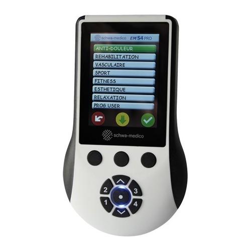 Stimulateur antalgique et musculaire EMS4 pro