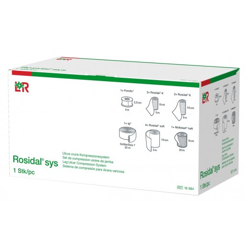 Kit de compression tout-en-un Rosidal® sys