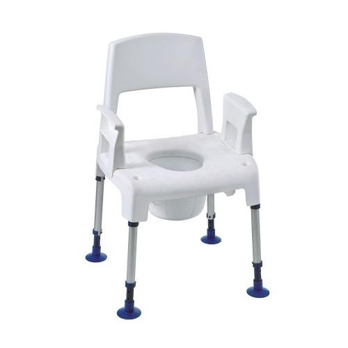 Chaise percée Pico Commode
