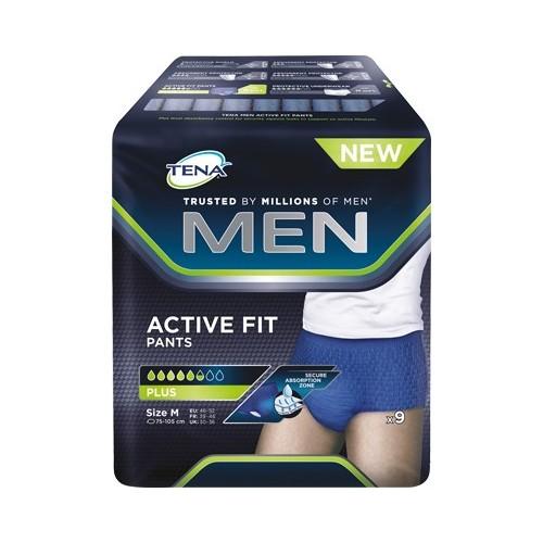 TENA Men Active Fit ou Premium Fit