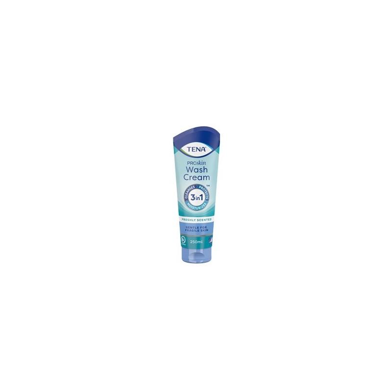 TENA Wash Cream ProSkin : Crème lavante
