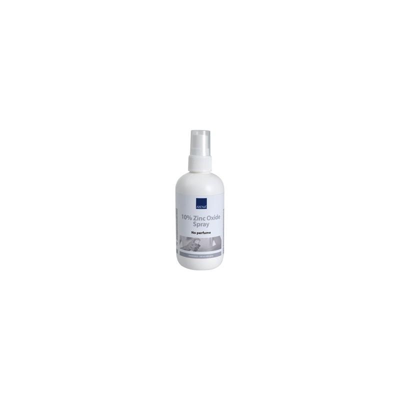 Gamme produits de soins : Spray à l'oxyde de zinc 10%