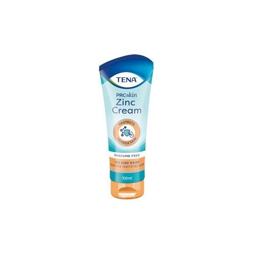 TENA Zinc Cream ProSkin : Crème réparatrice