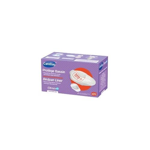 CareBag® Gamme Cleanis :   protège-bassins de lit