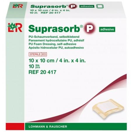 Pansement hydrocellulaire* Suprasorb® P